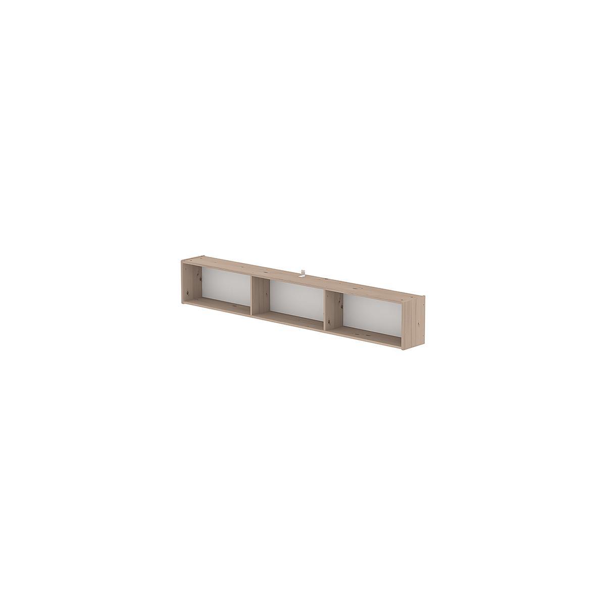Estantería infantil de pared compartimentos 190 cm CLASSIC Flexa terr