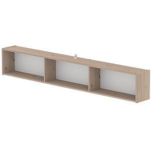 Estantería infantil de pared compartimentos 190 cm CLASSIC Flexa terra