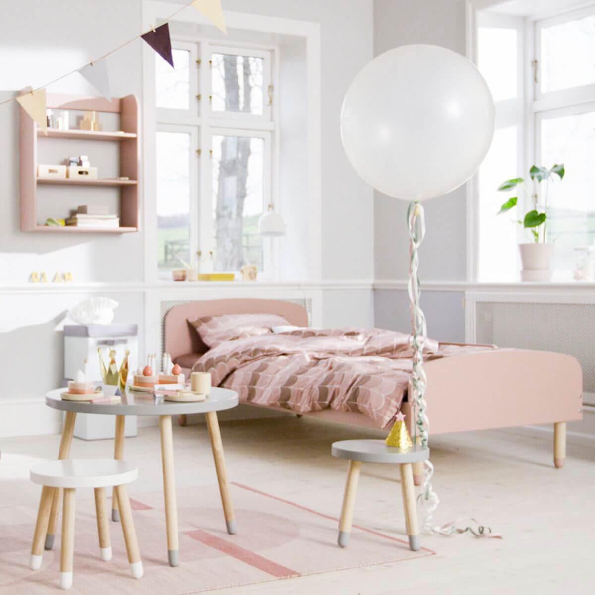 Estantería infantil DOTS Flexa rosa