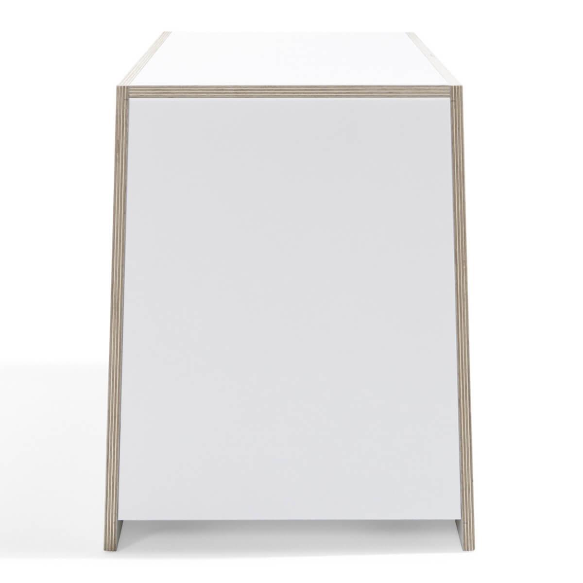 Estantería-módulo BOXIT Mueller blanco