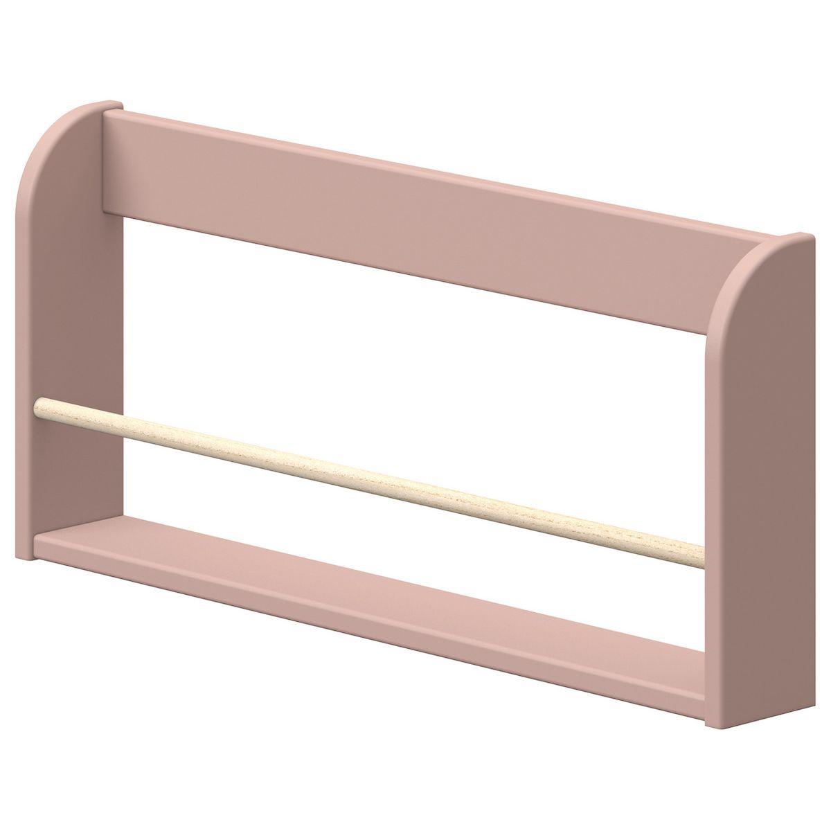 Estantería pared infantil DOTS Flexa rosa