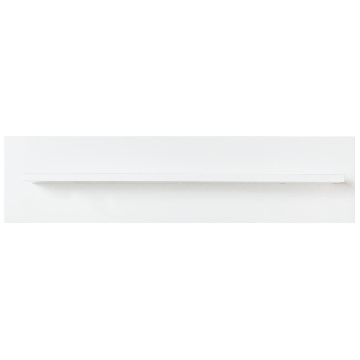 Estantería pared LYNN Bopita blanco-natural