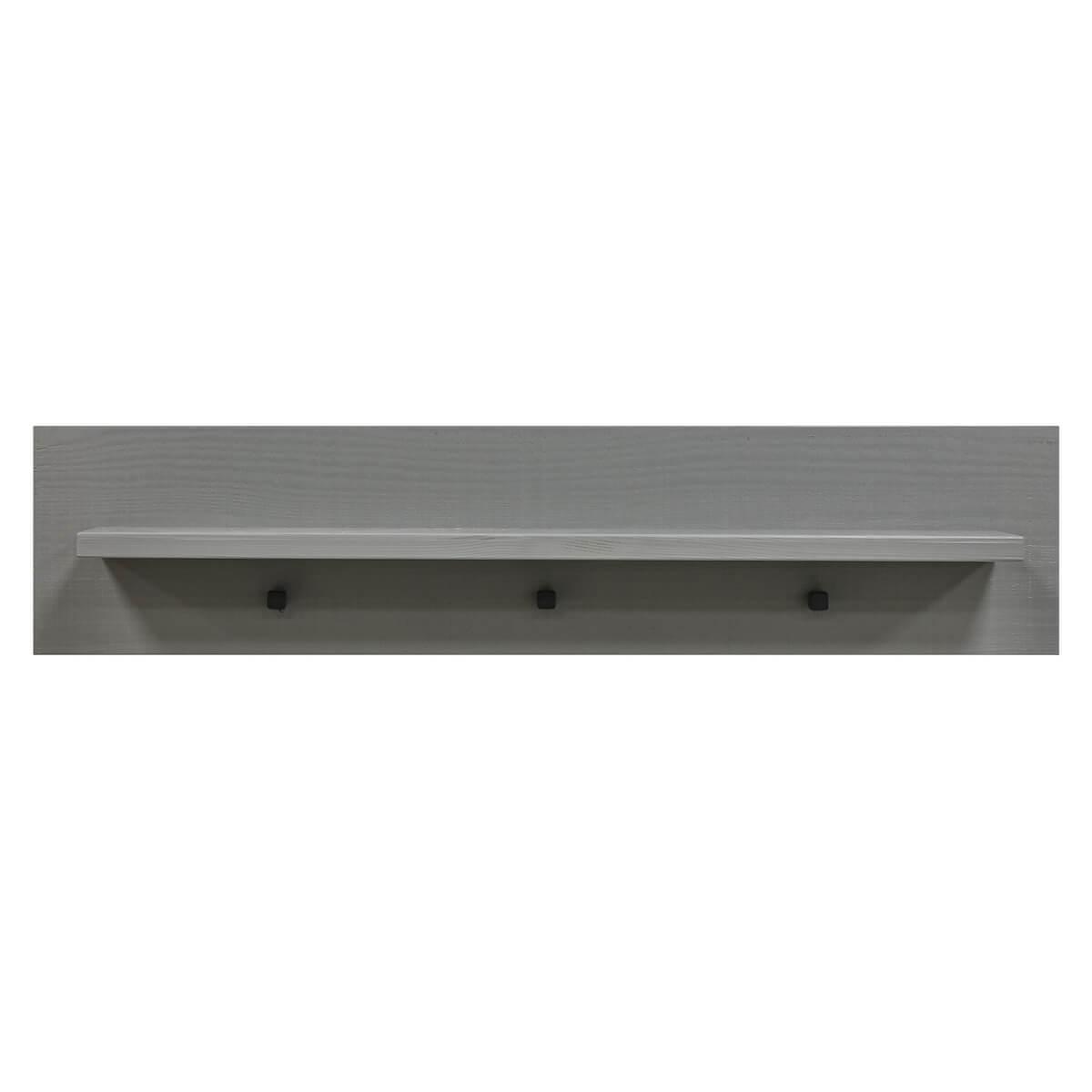 Estantería pared MILO Bopita Steel grey