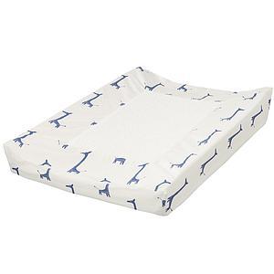 Funda colchón cambiador GIRAF Fresk indigo blue