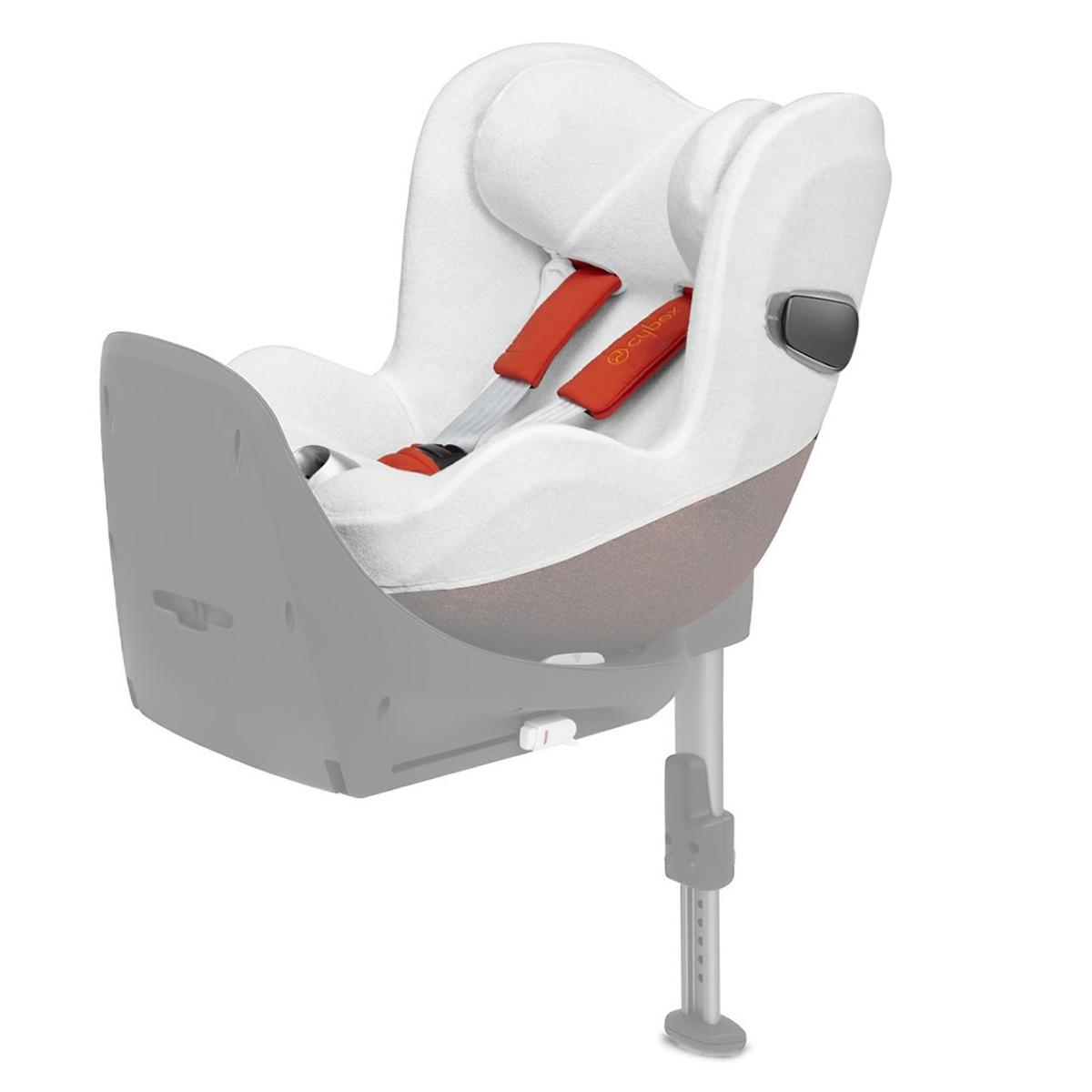 Funda verano silla auto SIRONA Z I-SIZE Cybex white-white
