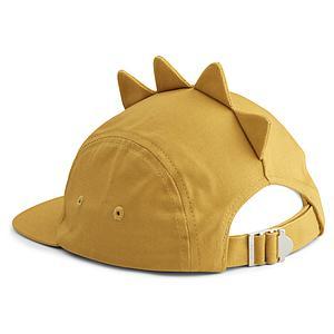 Gorra talla 49 RORY Liewood Dino yellow mellow