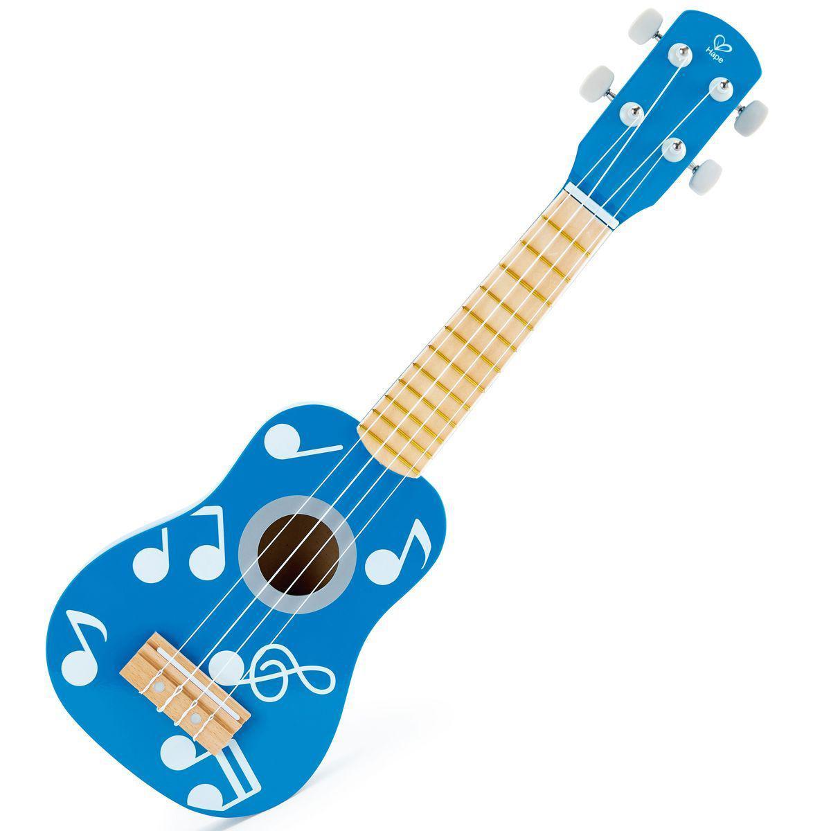 Instrumento musical UKELELE Hape blue