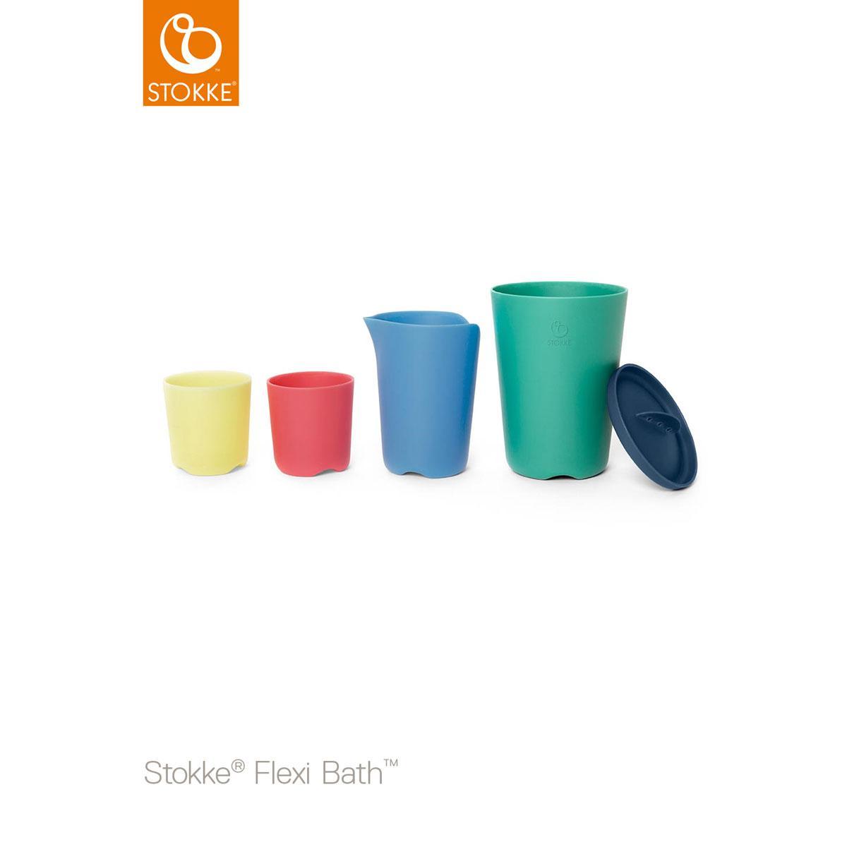 Juguetes baño FLEXI BATH Stokke