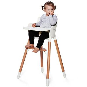 Kit cinturón seguridad Trona bebé BABY Flexa haya