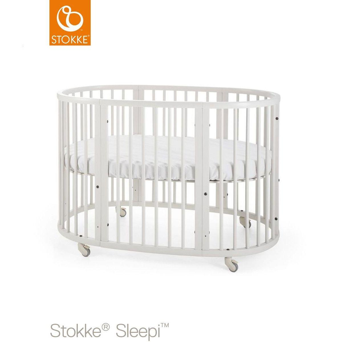 Kit extensión cuna SLEEPI Stokke blanco