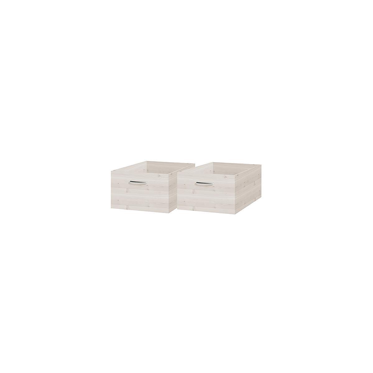 Kit extensión patas Camas CLASSIC Flexa blanco cal