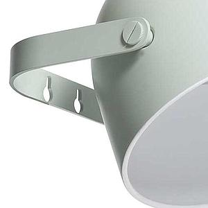 Lámpara pared MONTY Flexa blanca