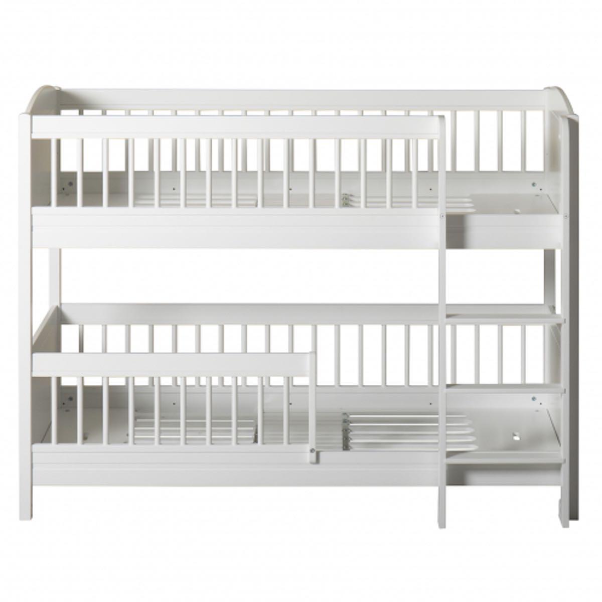 Litera 68x168cm SEASIDE LILLE+ Oliver Furniture blanco