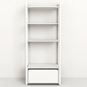 Maxi B - Cajonera 189 cm SHELFIE Flexa blanco