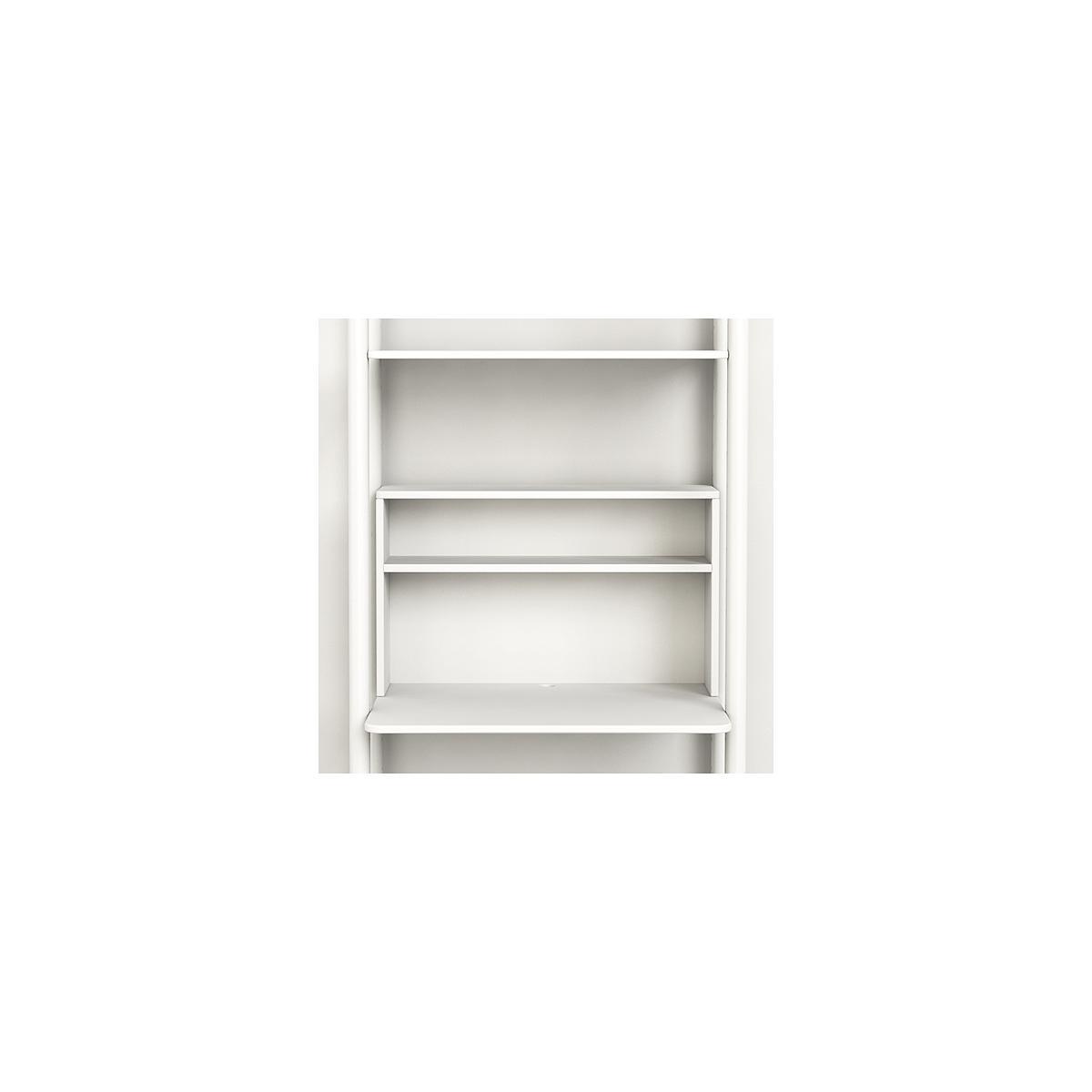 Maxi D - Escritorio 189 cm SHELFIE Flexa blanco