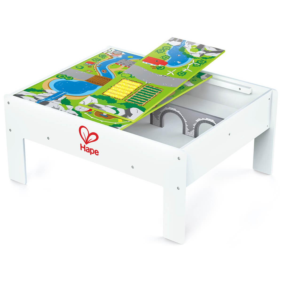 Mesa juegos PLAY AND STOW Hape
