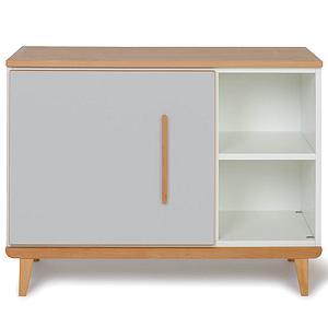 Mueble pequeño 1 puerta NADO manhattan grey