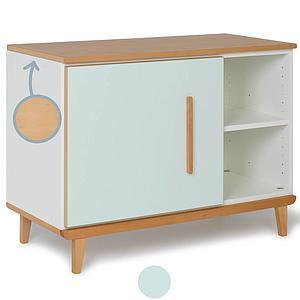 Mueble pequeño 1 puerta NADO mint