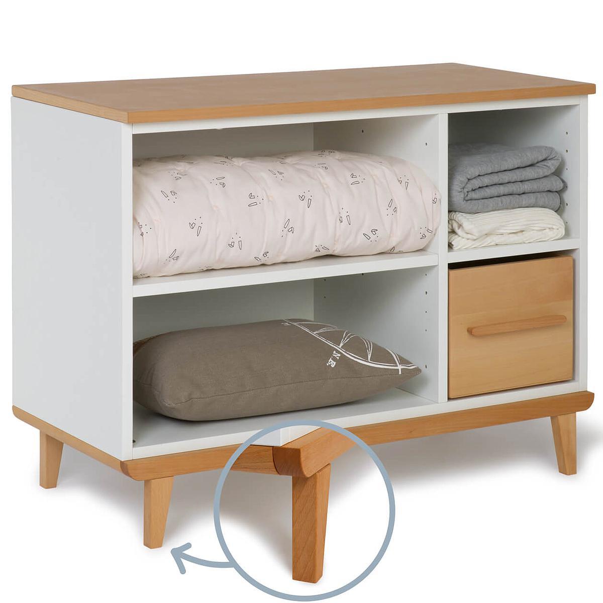 Mueble pequeño sin frontal NADO