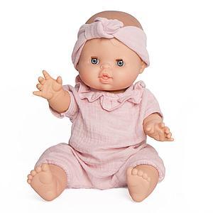 Muñeca Charlotte BOBBLE rosa