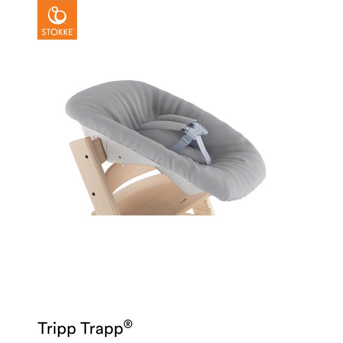 Newborn set TRIPP TRAPP Stokke gris