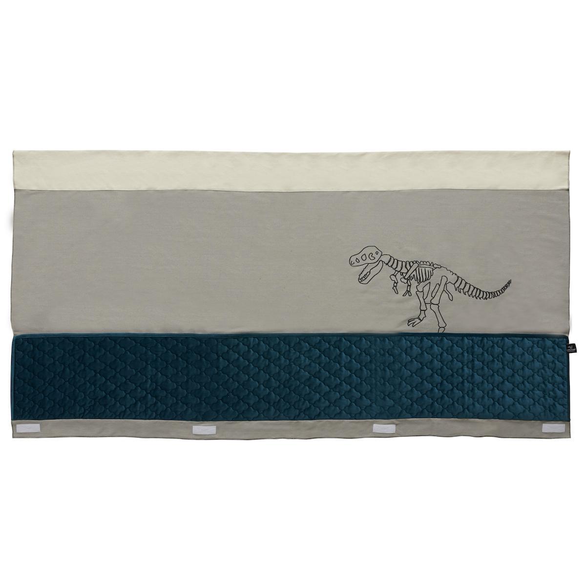 Panel trasero-bolsillos cama DINO Lifetime