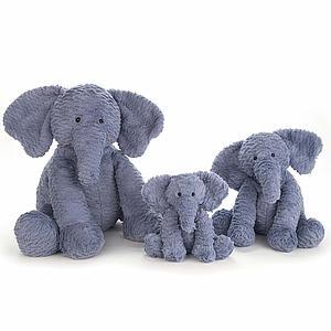 Peluche elefante 31cm FUDDLEWUDDLE Jellycat