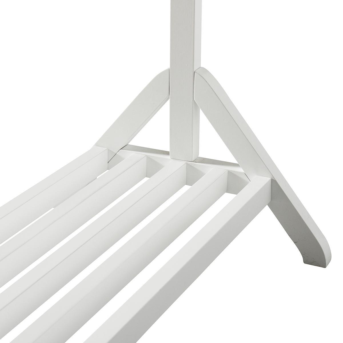 Perchero SEASIDE Oliver Furniture blanco