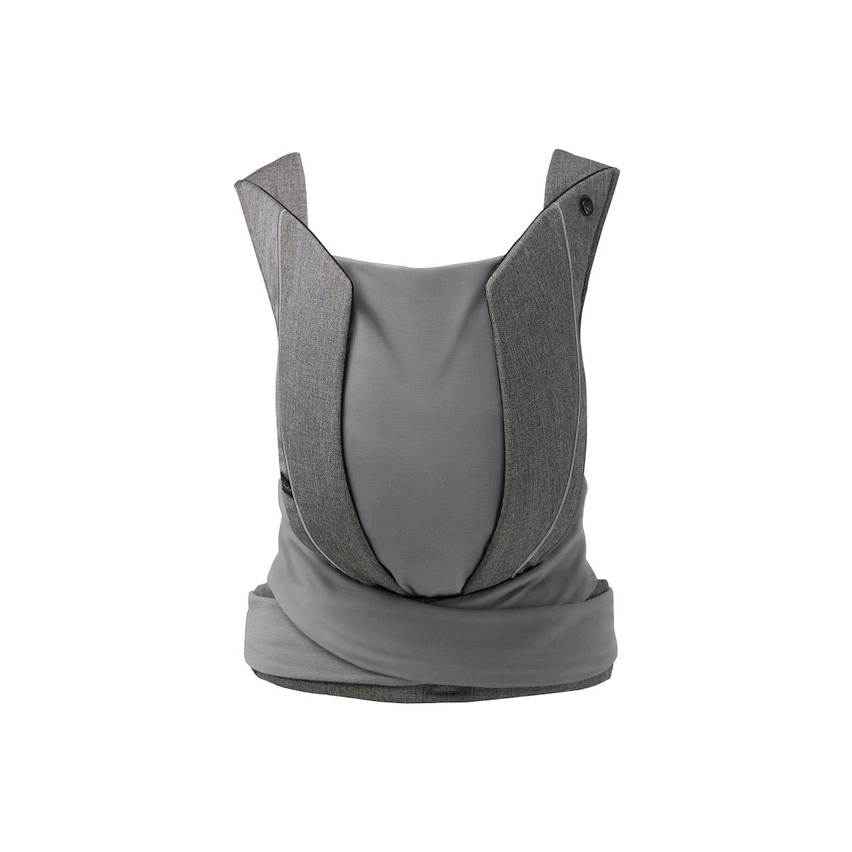 Portabebé YEMA TIE Cybex denim Manhattan grey-mid grey