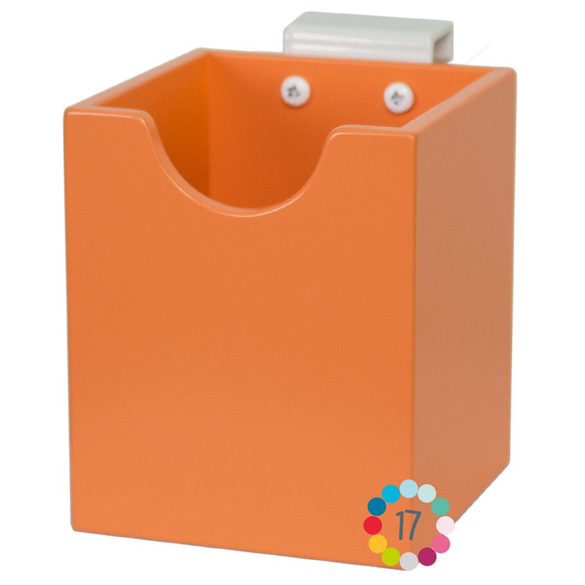 Portalápices COLORFLEX pure orange