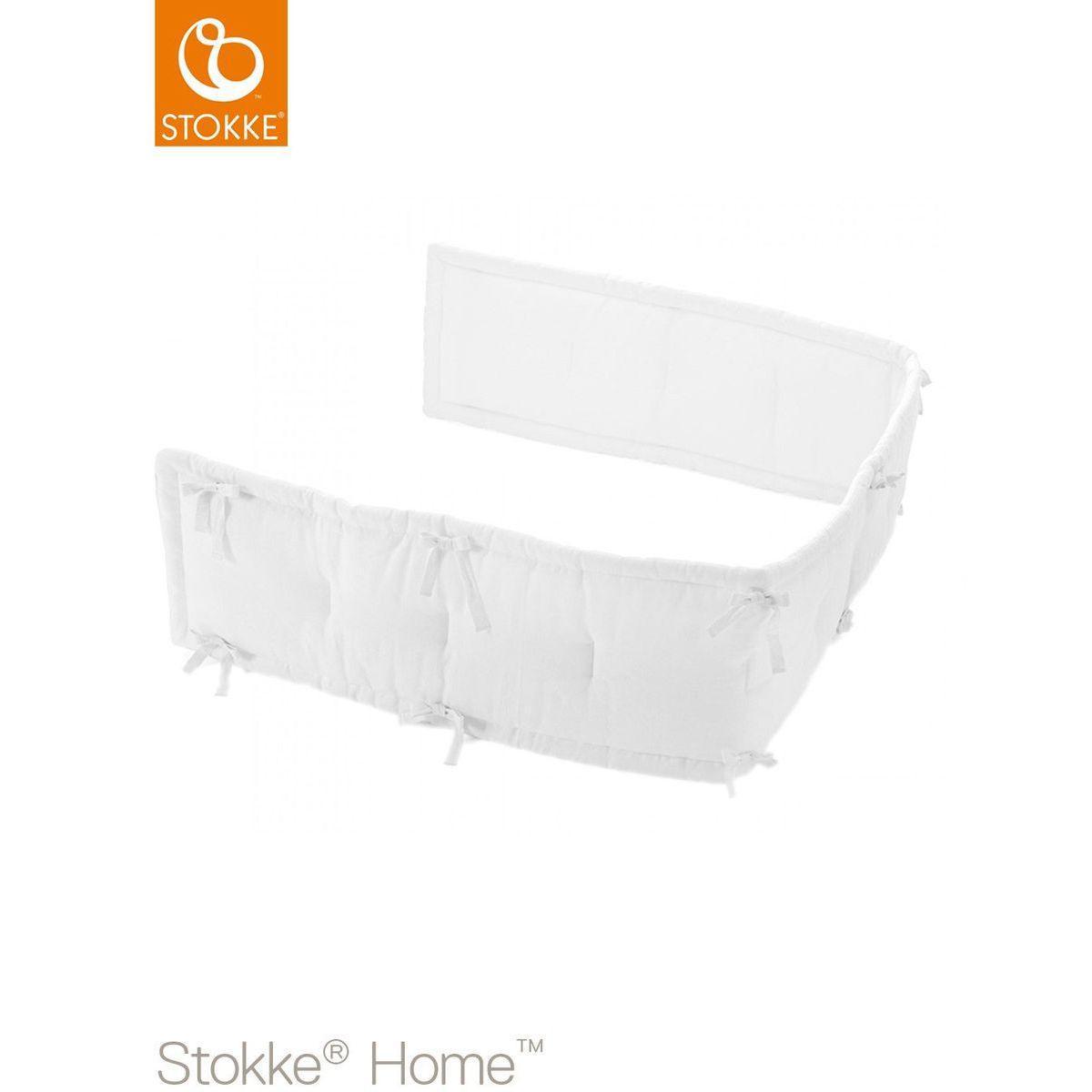 Protector cuna-cama HOME Stokke blanc