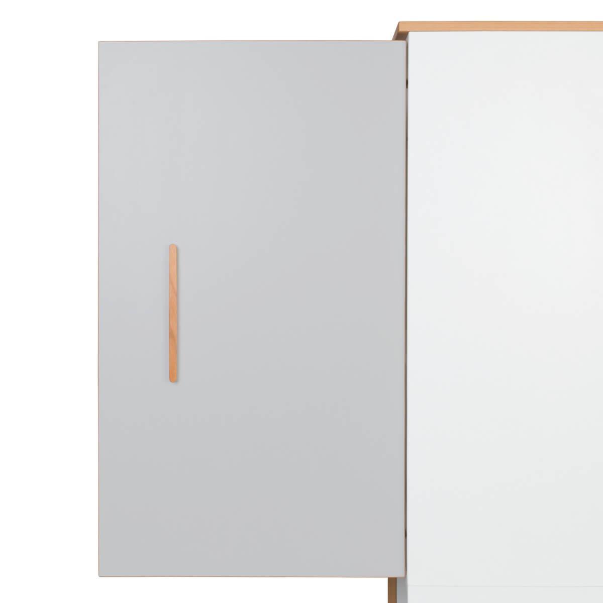 Puerta L NADO manhattan grey