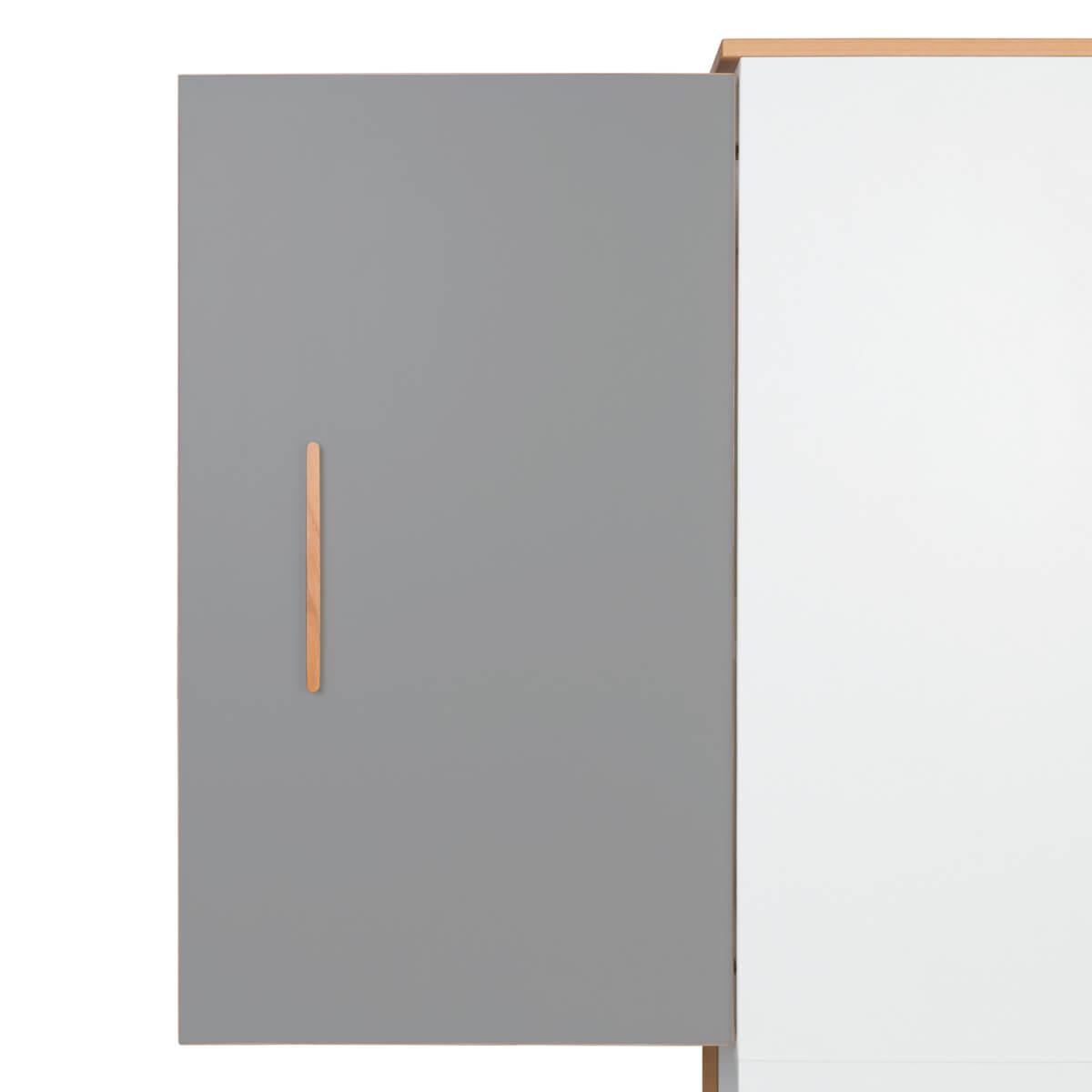 Puerta L NADO slate grey