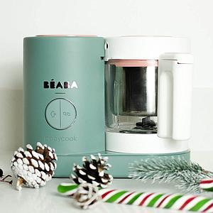Robot cocina BABYCOOK NEO Béaba eucalyptus