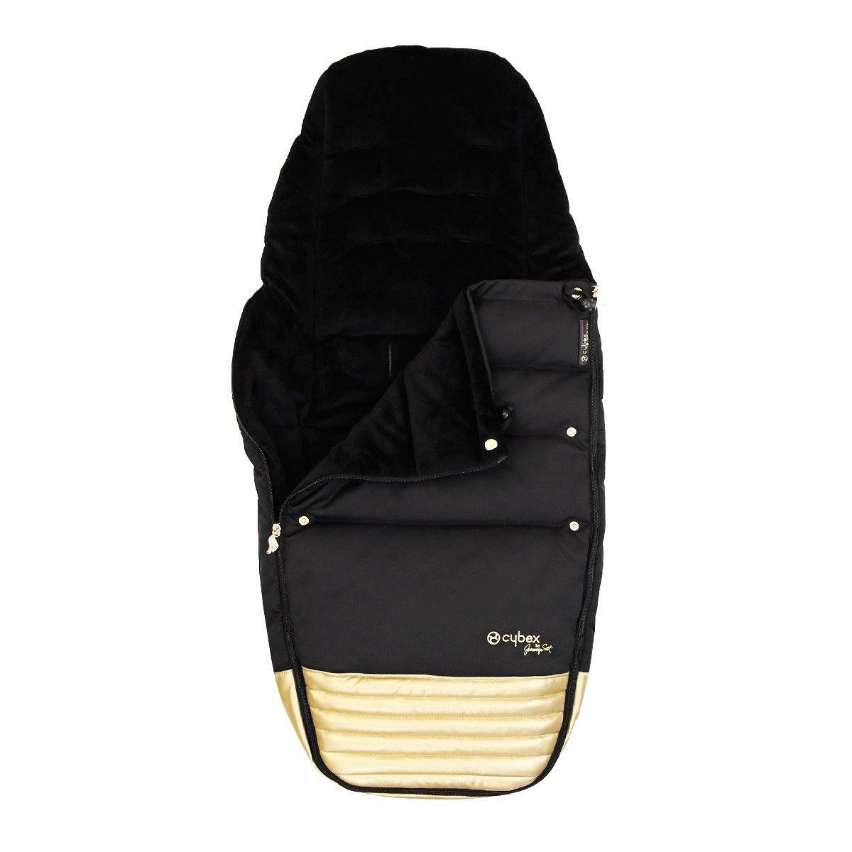 Saco silla bebé PRIAM Cybex wings-black
