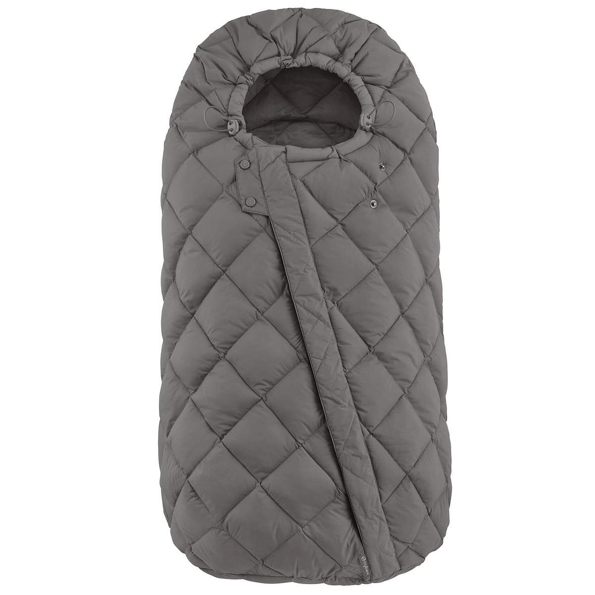 Saco silla bebé SNOGGA Cybex Soho Grey - mid grey