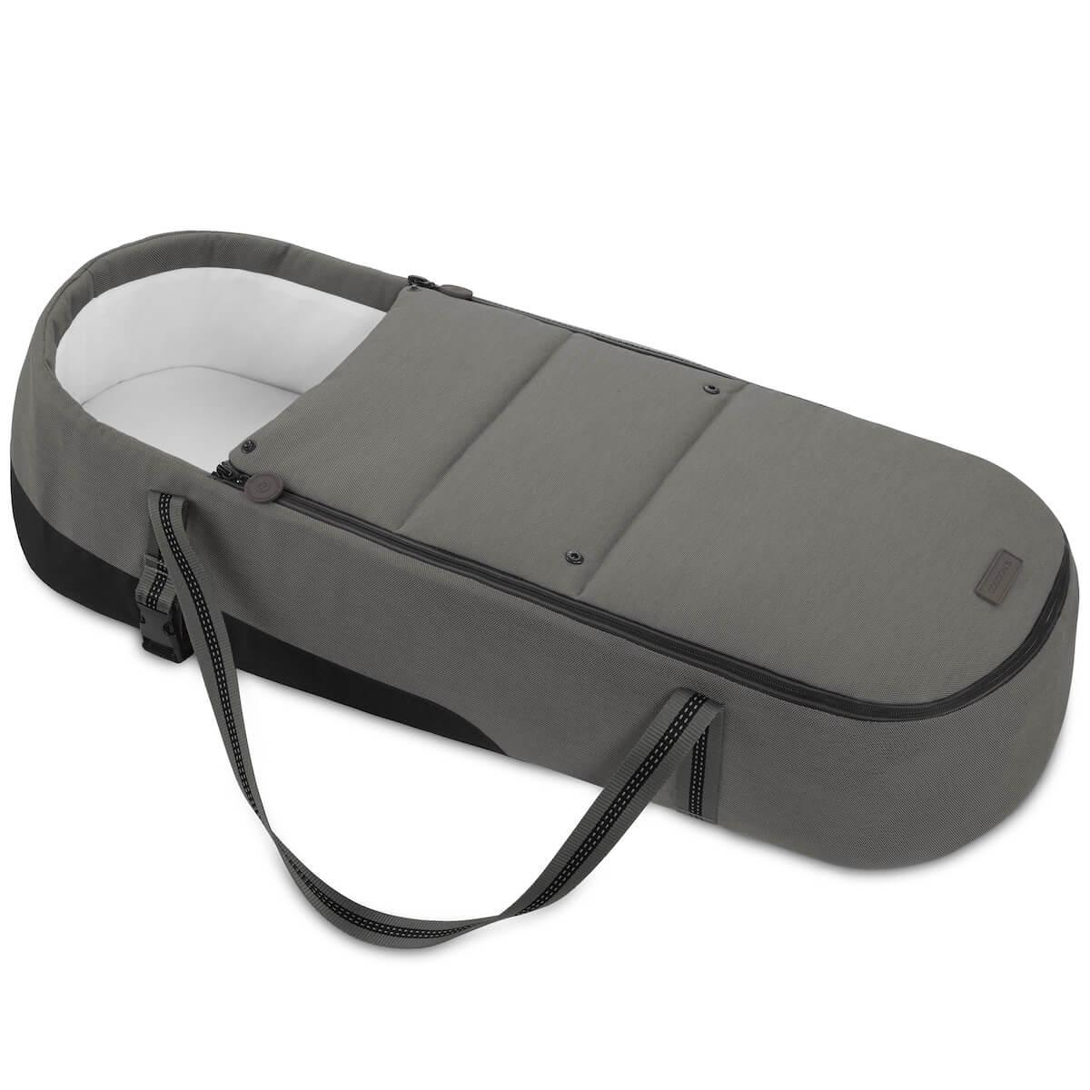 Saco silla COCOON S Cybex Soho grey