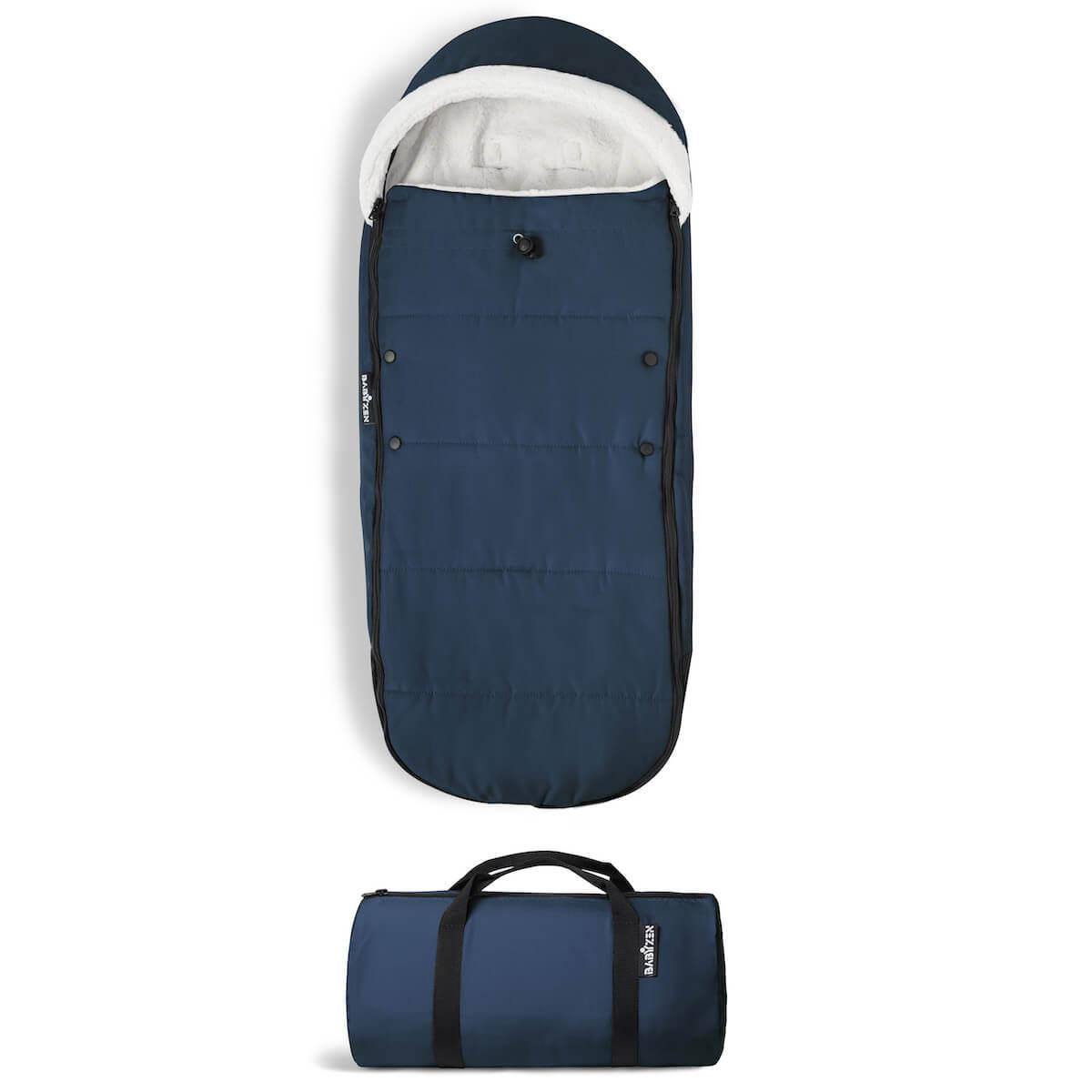 Saco silla paseo YOYO+ Babyzen Air France bleu