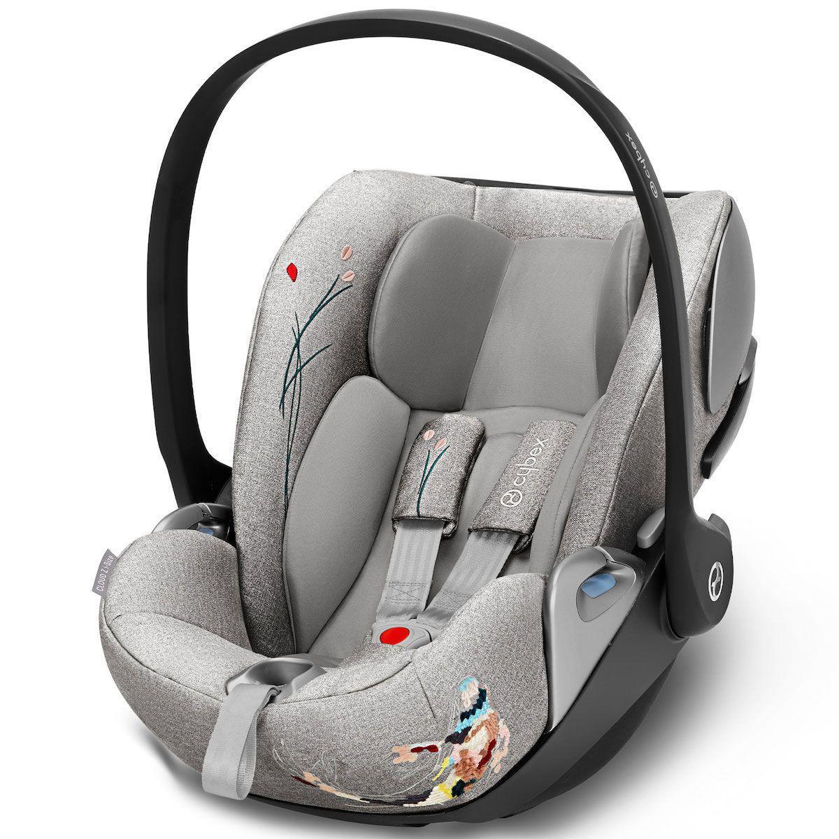 Silla auto 0+ CLOUD Z I-SIZE Cybex koi-mid grey