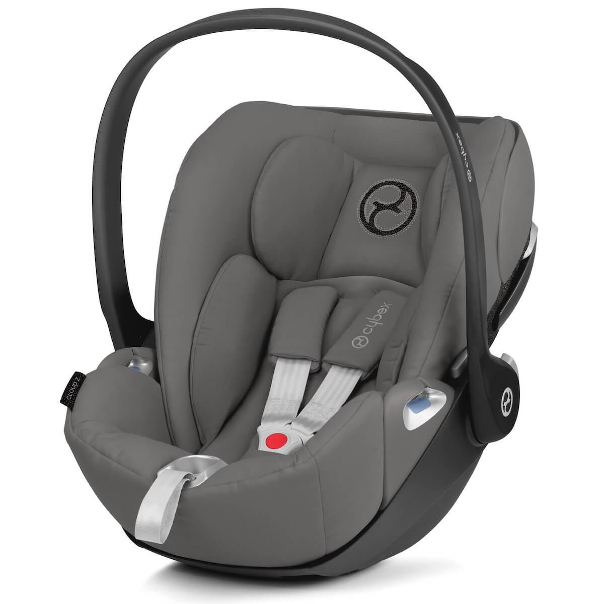 Silla auto 0+ CLOUD Z I-SIZE Cybex Soho grey-mid grey