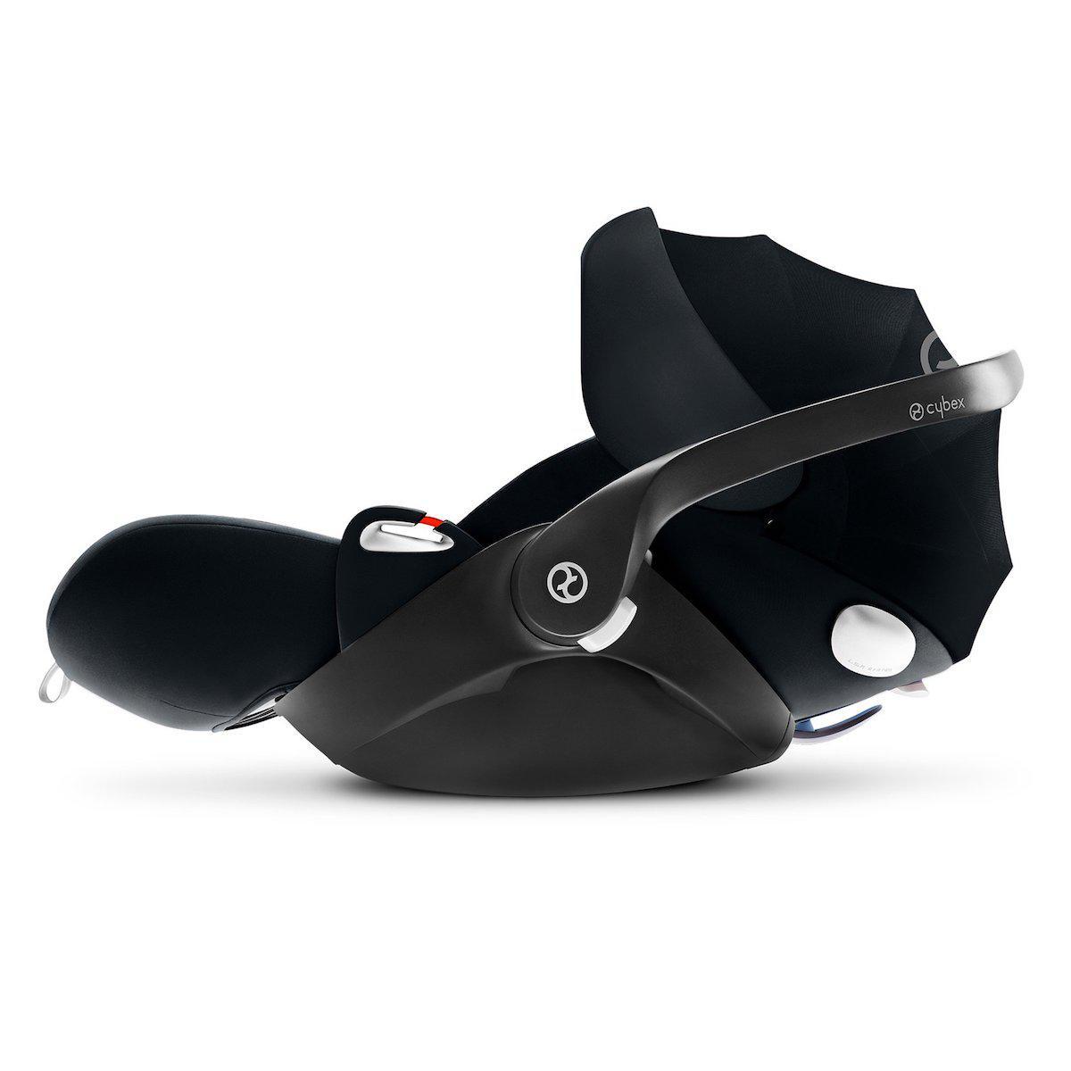 Silla auto 0+ CLOUD Z I-SIZE Cybex Stardust Black-black