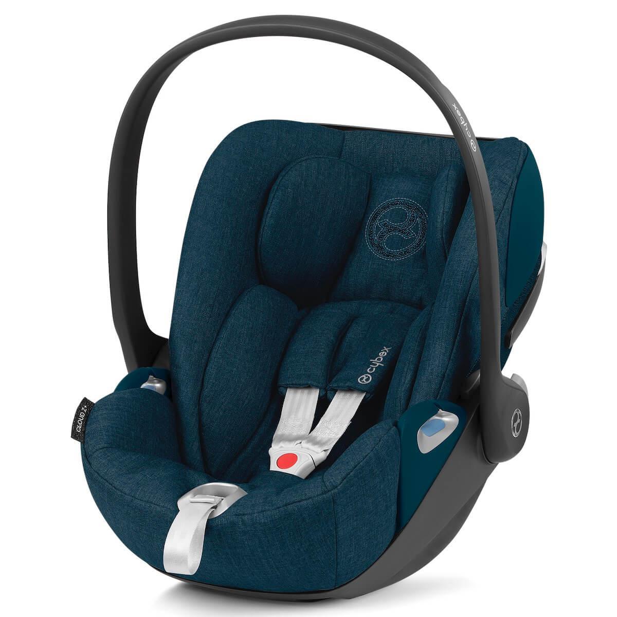 Silla auto 0+ CLOUD Z I-SIZE PLUS Cybex Mountain blue-turquoise