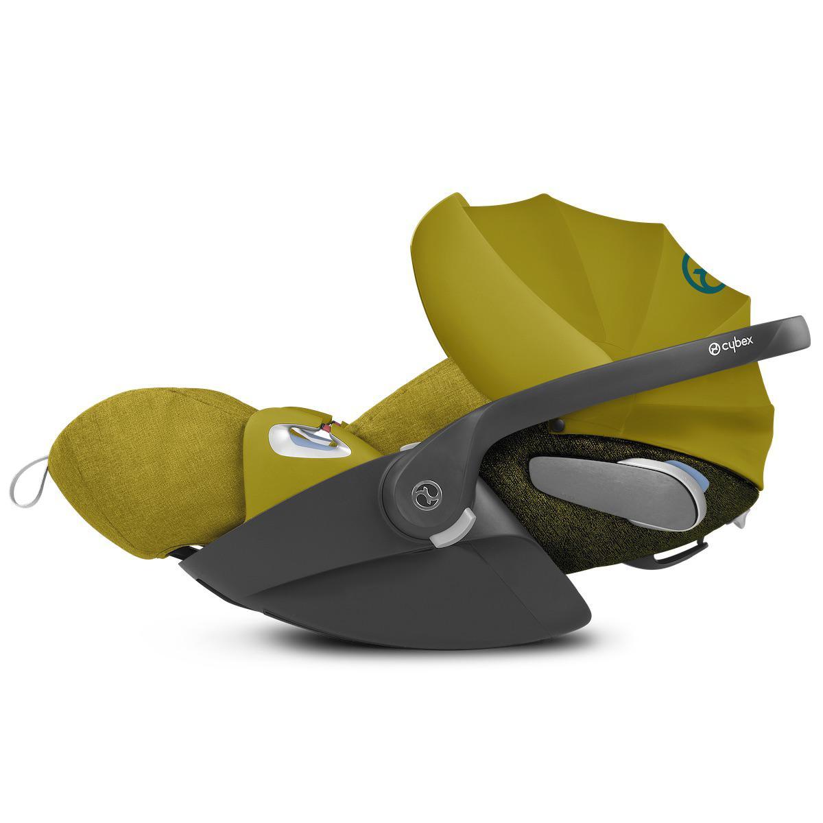 Silla auto 0+ CLOUD Z I-SIZE PLUS Cybex Mustard yellow-yellow