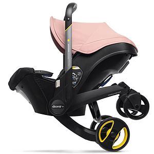 Silla auto-carrito PLUS Doona Blush pink