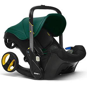 Silla auto-carrito PLUS Doona Racing green