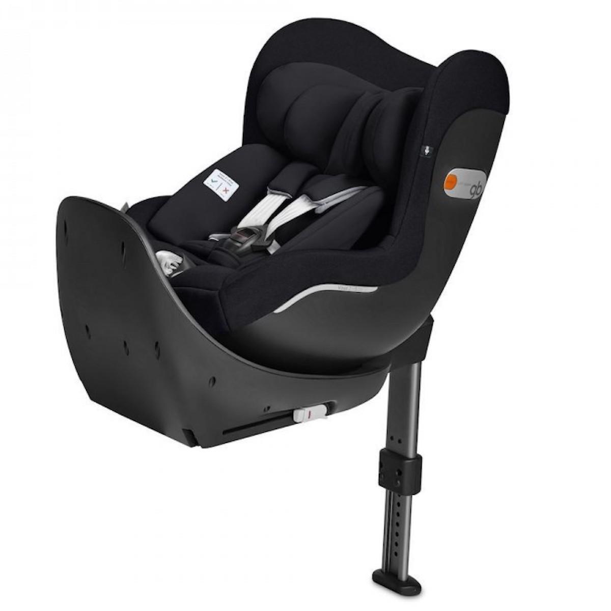 Silla auto gr 0+/1 VAYA 2 I-SIZE GB Satin black