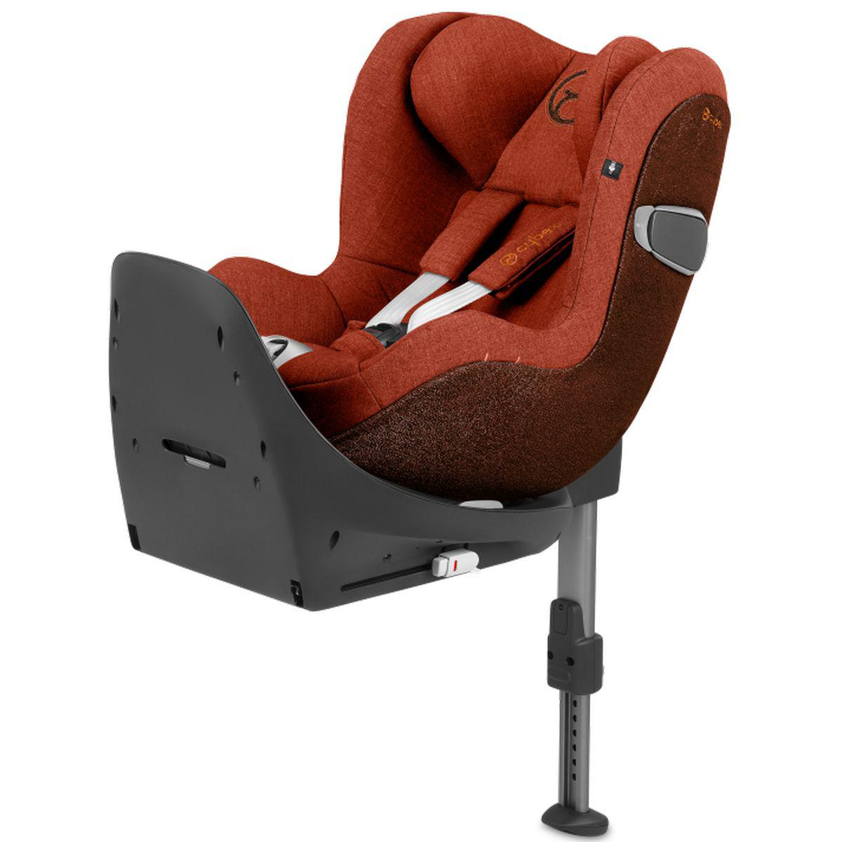 Silla auto gr0+/1 SIRONA Z I-SIZE PLUS Cybex autumn gold-burnt red