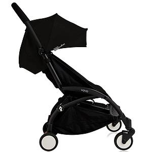Silla paseo bebé YOYO+ 6+ Babyzen negro