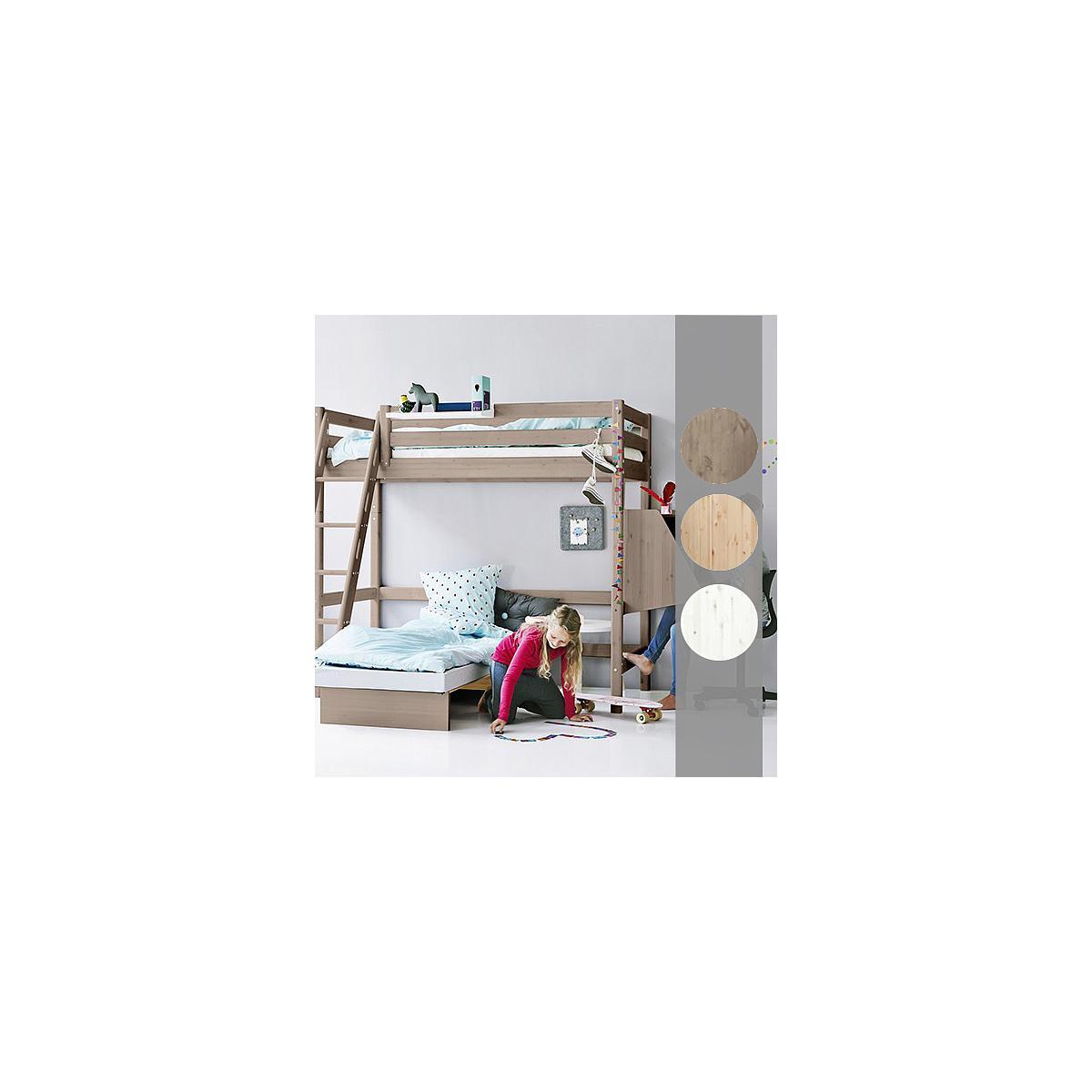 Sofa-cama Cama casa alta CLASSIC Flexa terra