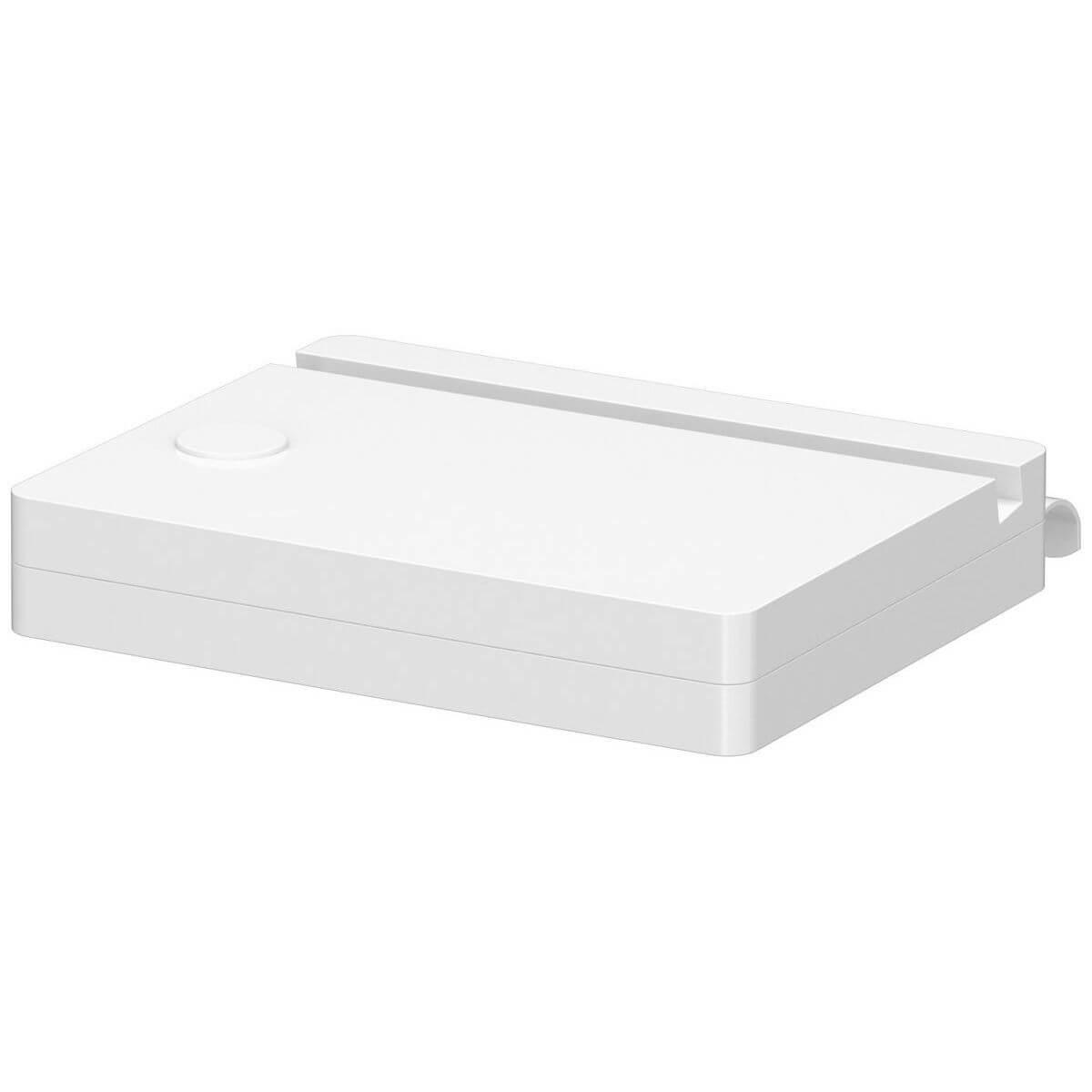 Soporte tablet Camas CLICKON WHITE Flexa blanco